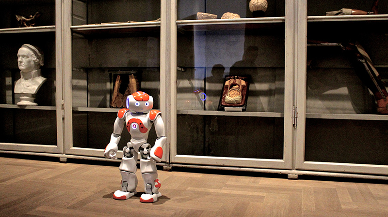 Technological Fantasies of Nao